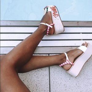 Katy Perry Platform Sandals